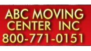 ABC MOVING CENTER INC Movers In Los Angeles